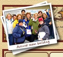 Joindre GPS-Aventure pour une activit&eacute ou &eacutev&eacutenements de g&eacuteocaching en groupe