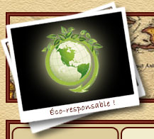 Activité éco-responsable